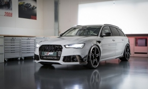 ABT za Ženevu pripremio jubilarni Audi RS6 Avant
